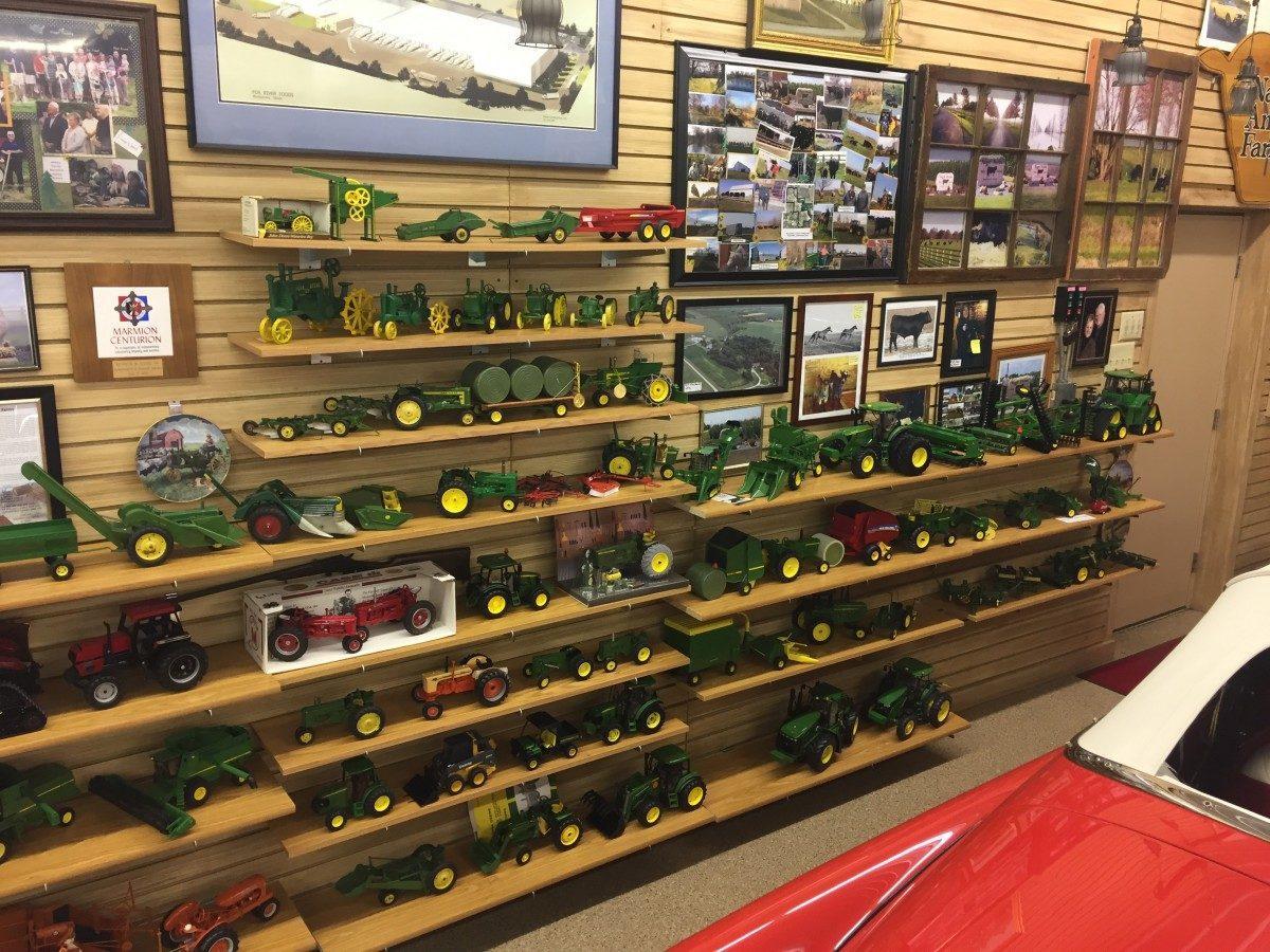 Four Door Convertible >> Ken's Farm Toy Collection - Ken Nagel's Classic Cars