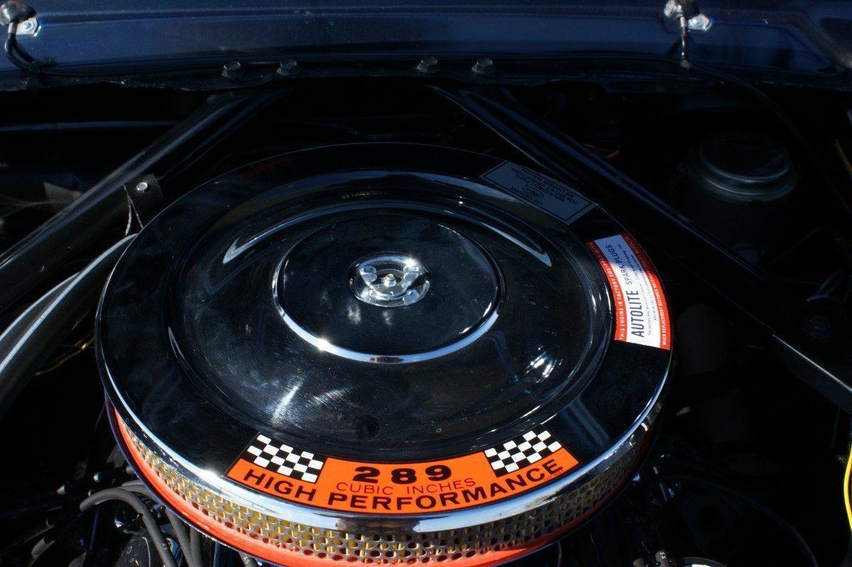 1966 Mustang GT – K Code - Ken Nagel's Classic Cars